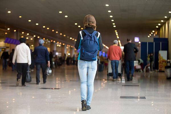 aéroport objet trouvé