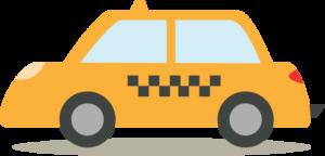 objets trouvés dans un taxi