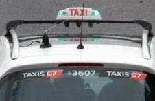 les taxis g7 en france
