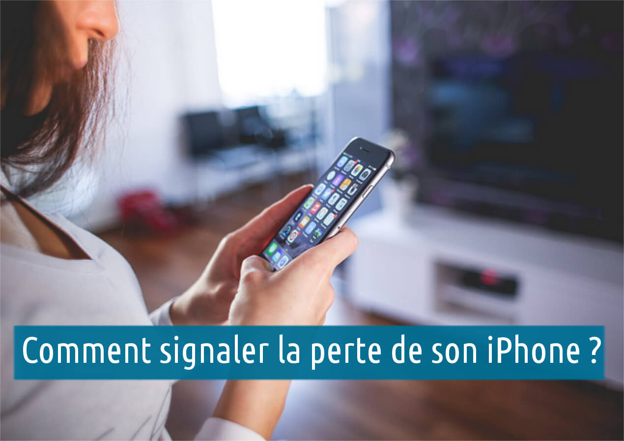 Perdre son iPhone