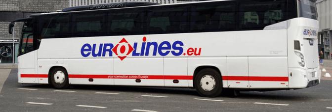 objet perdu eurolines