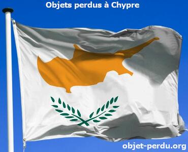 objets perdus à Chypre