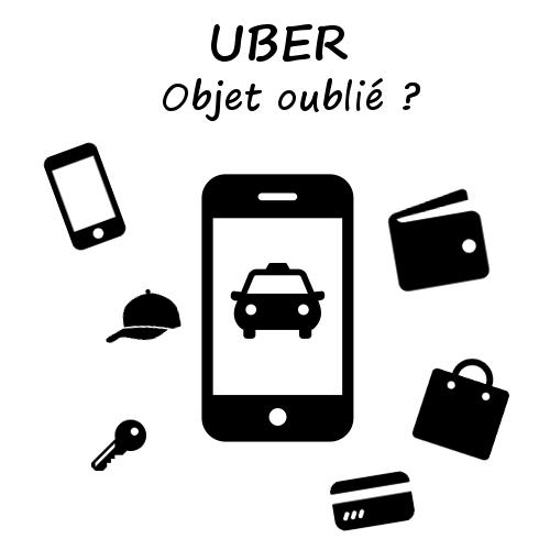 objet oublié uber