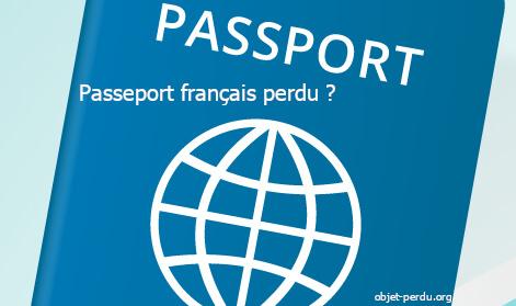 Que faire si j'ai oublié ou perdu mon passeport?