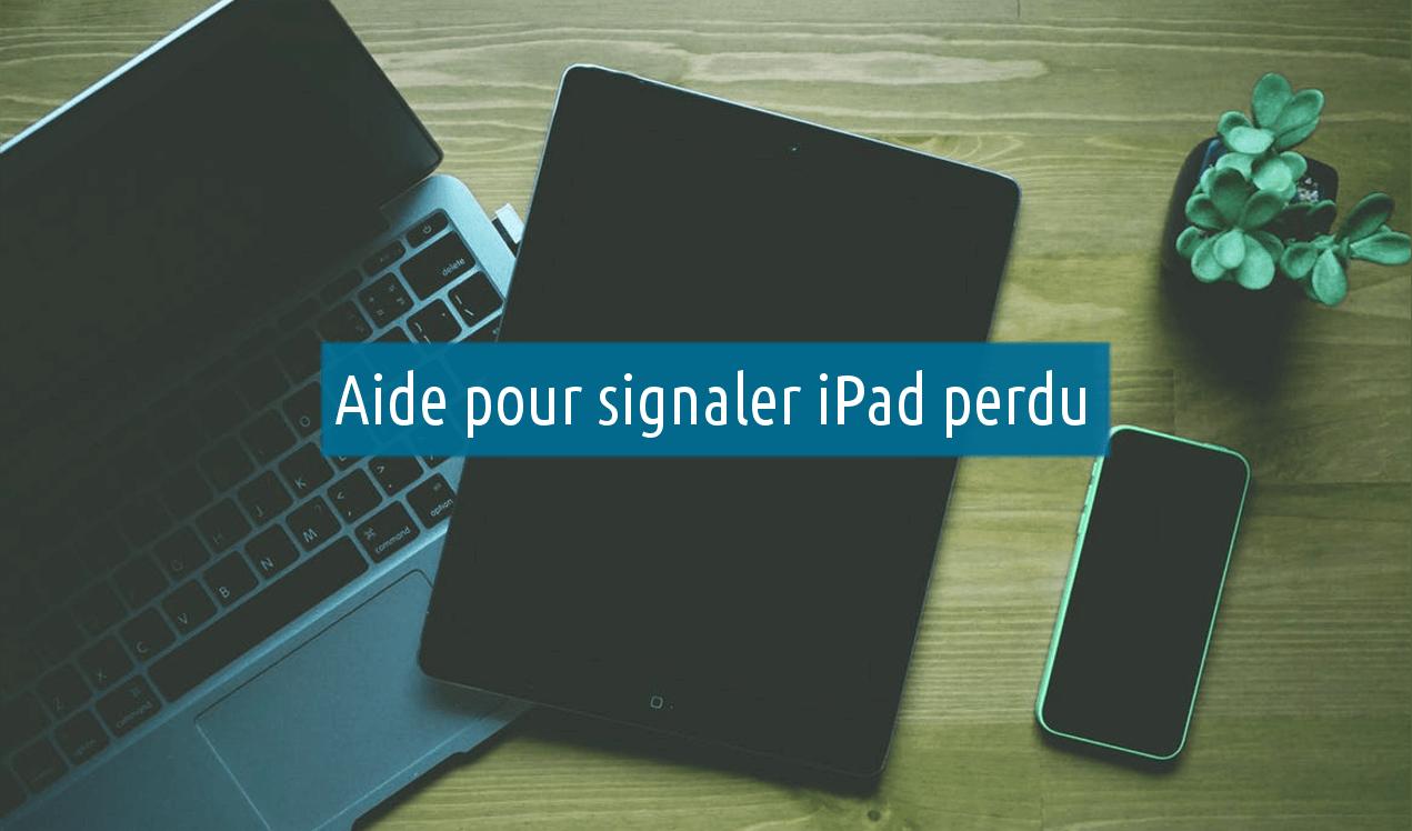 activer la localisation pour son iPad